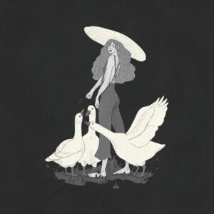 La Gardeuse d'oies
